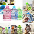 1000ML Sport Big Drink Large Water Bottle Cap Kettle BPA Free Gym Training New