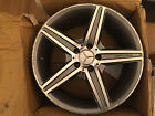 """MERCEDES BENZ AMG STYLE CLS 18"""" C218 C219 SPARE FRONT ALLOY WHEEL NOT OEM"""