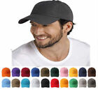 Nobby Unisex Blank Plain Snapback Hats Hip-Hop adjustable bboy Baseball Cap Lot