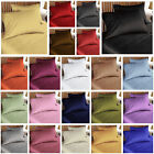 """CALIFORNIA KING SIZE"" ALL BEDDING ITEMS 500TC 100% EGYPTIAN COTTON-CHOOSE COLOR"