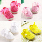 Girls Bow-knot Infant First Walker Fashion Princess Spring New Baby Shoes