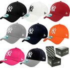 NEW ERA CAPS 9FORTY CAPS - NEW ERA HATS ADJUSTABLE BASEBALL HATS (BRAND NEW)