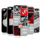 CUSTOM CUSTOMISED PERSONALISED LIVERPOOL FC GEL CASE FOR APPLE iPOD TOUCH MP3