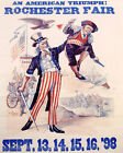 POSTER AN AMERICAN TRIUMPH ROCHESTER FAIR HUMANITY CAUSE VINTAGE REPRO FREE S/H $18.95 USD on eBay