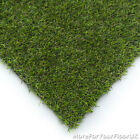CLEARANCE Artificial Grass Astro Turf Fake Lawn Realistic Natural Green Garden