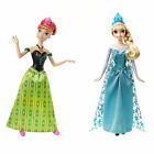 Disney Frozen Singing Doll Anna Elsa Official Movie Songs Figure Toys Age 3+