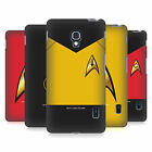 OFFICIAL STAR TREK UNIFORMS AND BADGES TOS HARD BACK CASE FOR LG PHONES 3