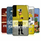 OFFICIAL STAR TREK ICONIC CHARACTERS TOS SOFT GEL CASE FOR MICROSOFT PHONES