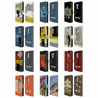 OFFICIAL STAR TREK ICONIC CHARACTERS TOS LEATHER BOOK CASE FOR LG PHONES 1