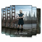 OFFICIAL STAR TREK CHARACTERS INTO DARKNESS XII HARD BACK CASE FOR APPLE iPAD