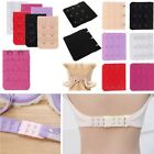 10PCS 1/2/3/4/5 Hooks Bra Strap Extender Back Extension Underwear Belt Adding