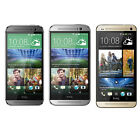 Htc One M8 32gb 4g Lte Gunmetal Gray Unlocked Android Smartphone Used