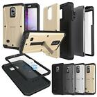 "For Samsung Galaxy Note 4 N9100 IV 5.7"" Case Cover Full Armor Kickstand Screen"