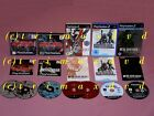 PS1+PS2_Metal Gear Solid 1 & Spec.Mission & Sons Of Liberty & Substance & Snake.