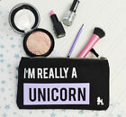 I'm Really A Unicorn Make Up Bag - Ladies Wash Bag - Gift For Her - Slogan Bag