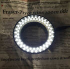 60 LED led ring light illuminator Microsocpe Brightness Adjustable Ring Lamp