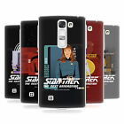 OFFICIAL STAR TREK ICONIC CHARACTERS TNG HARD BACK CASE FOR LG PHONES 2