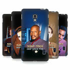 OFFICIAL STAR TREK ICONIC CHARACTERS DS9 HARD BACK CASE FOR LG PHONES 3