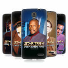 OFFICIAL STAR TREK ICONIC CHARACTERS DS9 SOFT GEL CASE FOR ALCATEL PHONES 2