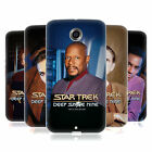 OFFICIAL STAR TREK ICONIC CHARACTERS DS9 SOFT GEL CASE FOR MOTOROLA PHONES