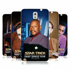 OFFICIAL STAR TREK ICONIC CHARACTERS DS9 SOFT GEL CASE FOR SAMSUNG PHONES 2