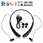 NEW 14COLOR Universal Bluetooth Sport Neckband IN-Ear Headset Earphone Headphone