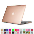 """Ultra Slim Smooth Snap On Case Plastic Hard Cover For Macbook Pro 13.3"""" (a1278)"""