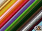 ACRYLIC FELT Upholstery COLORS 1-40 Fabric / Sold by the yard