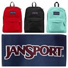 JANSPORT SUPERBREAK BACKPACK 100% AUTHENTIC *NEW* ALL COLORS