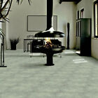 Clastic Grey Slatestone Effect Porcelain Floor / Walls Tiles 600x300x7mm