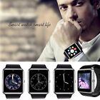 GT08 Bluetooth Smart Wrist Watch GSM SIM Phone For Android IOS iPhone Smartphone