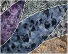 FEATHERED Faux Fur Fabric / Sold by the yard