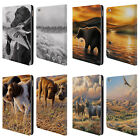 OFFICIAL CHUCK BLACK WILDLIFE AND ANIMALS LEATHER BOOK CASE FOR APPLE iPAD