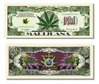 Medical Marijuana 420 Dollar Bill (Pick Quantity 5 to 5000 Bills)