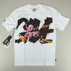 Addict Meggs - Give T-Shirt New  - Size: S M - White