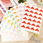 24pcs NEW Self Adhesive DIY Photo Corner Stickers Tape Scrapbook Album Essential