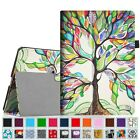 Premium PU Leather Folio Case Magnetic Stand Cover Wake / Sleep For Apple iPad