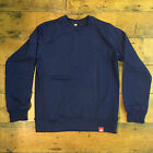 Dickies Crew Sweatshirt In Navy Sizes: S