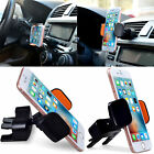360° Rotation Car Air Vent Mount + Car CD Slot Holder Stand for CellPhone GPS