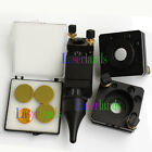 A Set of CO2 10600nm Laser Head w/ Mirrors & Focus Focal Lens Integrative Mounts