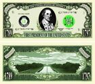 President George Washington Million Dollar Bill (Pick Quantity 5 to 5000 Bills)