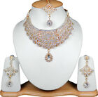 Jewelry Gold Lined Cute Earrings Net Necklace Sets Varied Colors FASHION EDH