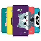 HEAD CASE DESIGNS PEEKING ANIMALS SOFT GEL CASE FOR NOKIA PHONES 1