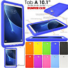 """Shock Protective Tough Rugged Rubber BUMPER Case for Samsung Galaxy Tab A 10.1"""""""