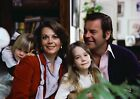 Art print posters Natalie Wood and Robert Wagner with Family