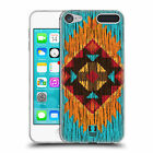 HEAD CASE DESIGNS TIMBER TRIBAL PRINTS SOFT GEL CASE FOR APPLE iPOD TOUCH MP3