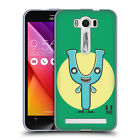 HEAD CASE DESIGNS ALPHABET MONSTER SOFT GEL CASE FOR AMAZON ASUS ONEPLUS