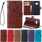 Magnetic Leather Flip Wallet Case Stand Cover For HTC M8 M9 Desire 820 816 626