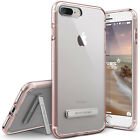For iPhone 8 / 8 Plus, 7 / 7 Plus VRS Design [Crystal Mixx] Clear Case Cover