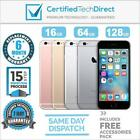 Apple iPhone 6S A1688 4G - 16GB 64GB 128GB Excellent *6 Month Warranty *Unlocked